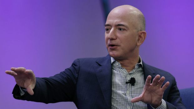 "Bezos isn't just a ""Star Trek"" nerd. He's a giant, epic, subspace anomaly of a ""Star Trek"" nerd."