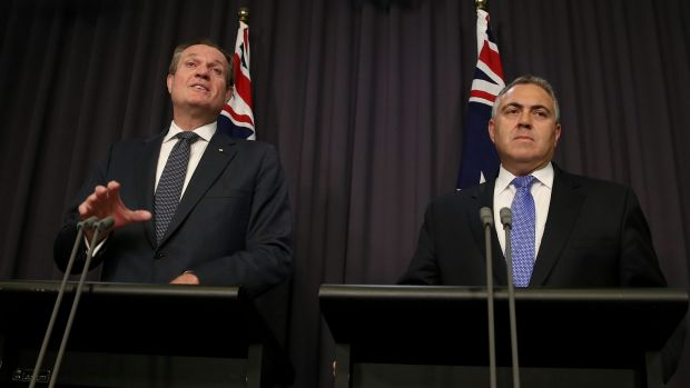 Rumour has it that Joe Hockey is to be slain as treasurer and his remains deported from the gallows to the ...