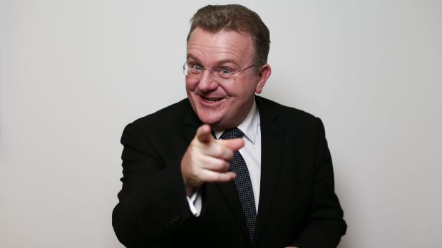 Former small business minister Bruce Billson is still fighting for an effects test.