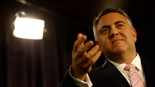 Joe Hockey is is widely expected to be appointed ambassador to Washington.