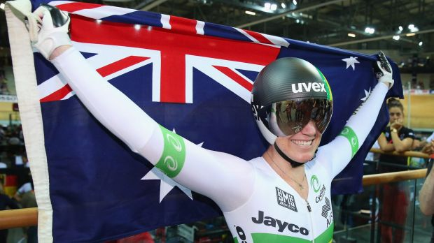 Penance: Paul Gallen spoke to Anna Meares (pictured), Adam Goodes and Steve Waugh.
