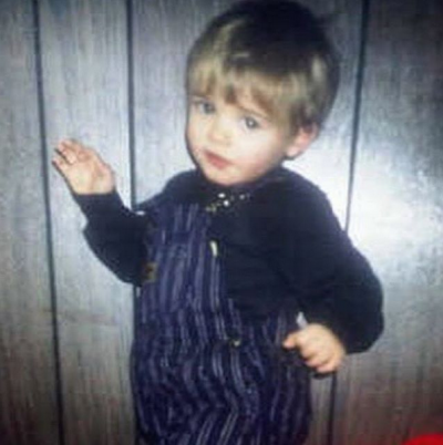 """Justin Bieber shared this cute picture of """"little Justin"""" to his Instagram account."""