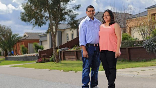Sheldon Rodrigues and his wife Michelle had a scare when the mortgage they thought had been organised through a mortgage ...