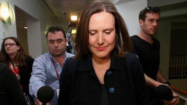 Assistant Treasurer Kelly O'Dwyer may reconsider the government response to the FSI.