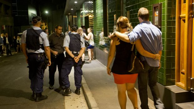 Legislation in New South Wales has been cited by those for and against tough anti-violence laws proposed for Queensland.
