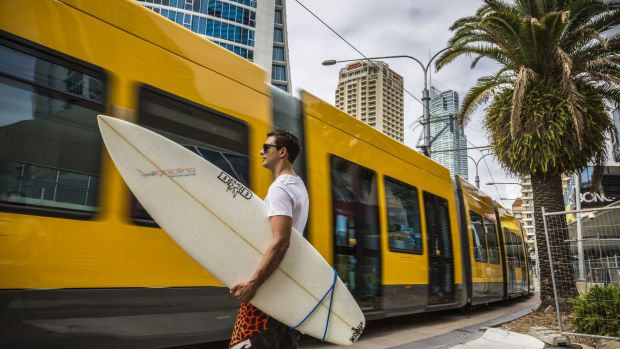What lessons can be learnt from the Gold Coast light rail system when Canberra's network is built?