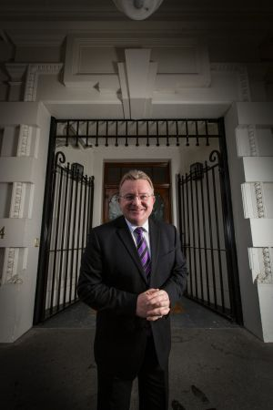 Bruce Billson is stepping down from Parliament.