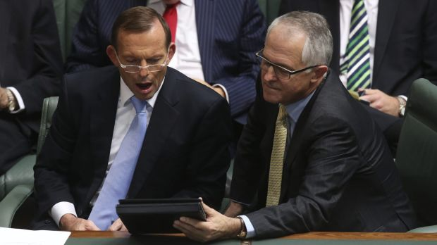 Research indicates that vast majority of the bills introduced by the Turnbull government were based on Abbott government ...