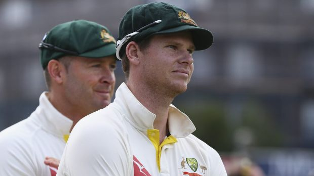 In charge: New Test captain Steve Smith says the cancelled Bangladesh tour won't compromise Australia's summer.