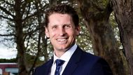 Andrew Hastie, Liberal Candidate for Canning in WA pictured in Armadale, Perth. Photo Ross Swanborough. 100915