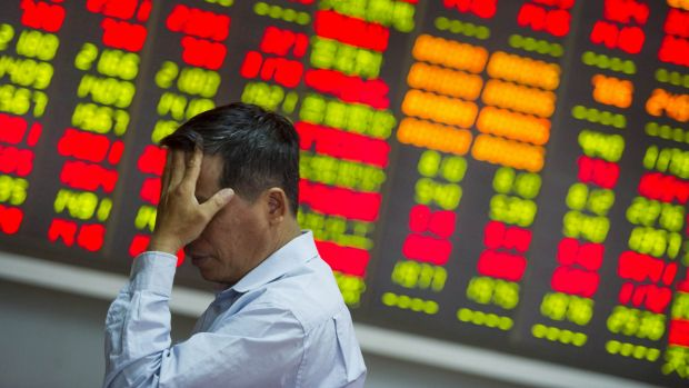 China's securities regulator on Thursday night suspended its new stock circuit-breaker that caused the sharemarket halts ...