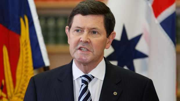 Kevin Andrews has been the member for Menzies for 25 years