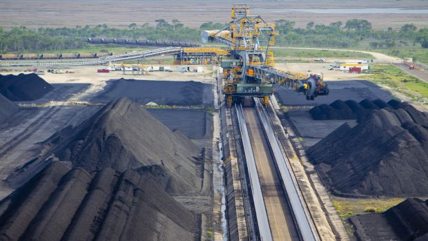 Adani copped a $12,000 fine for releasing eight times its licensed concentration of pollution from its Abbot Point coal ...