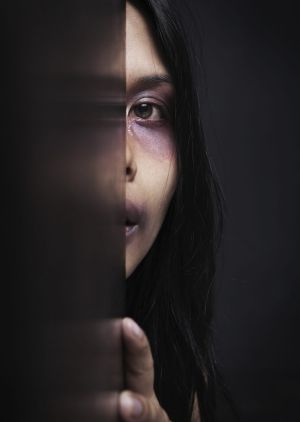 Some pregnant women stay in abusive relationships because the pregnancy itself gives them hope for a better future.