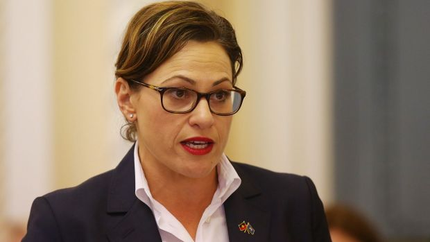 Deputy Queensland Premier Jackie Trad was a prolific contributor to the Labor Party's coffers.