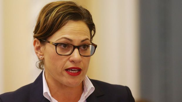 Crossbenchers shooting themselves in the foot with threats to veto government's infrastructure plan, says Jackie Trad.