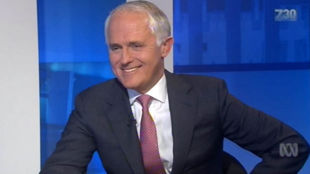 """Malcolm Turnbull has some of the qualities attributed to a politician who fits the classical definition of """"charismatic ..."""