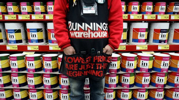 Retail analysts have questioned why Wesfarmers is rebranding the Homebase chain in the UK as Bunnings.