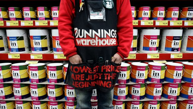 After seeing off Masters, Bunnings may soon have a new rival to worry about.