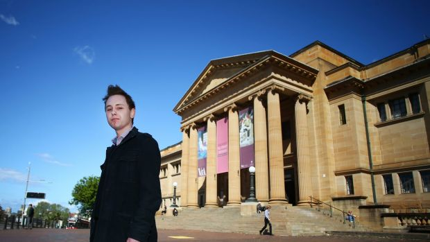 """""""This would have been the dream"""": Ex-TAFE student Patrick Wright had to drop out due to higher fees."""