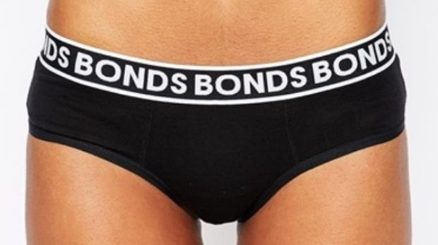 Sales of Bonds underpants are soaring.