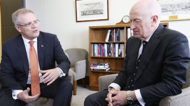 Reserve Bank Governor Glenn Stevens and Treasurer Scott Morrison: Monetary policy has a vital role to play in the ...