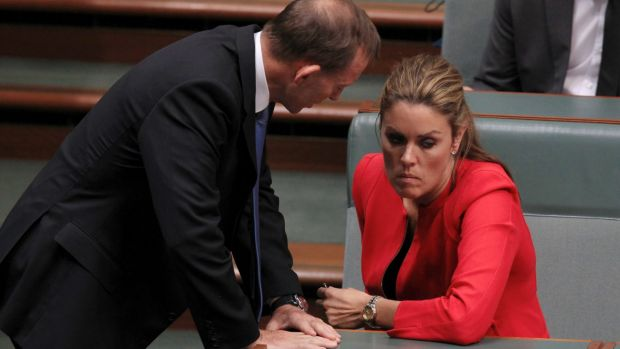 Tony Abbott and former chief-of-staff Peta Credlin asked Savva's former editor to sack her.