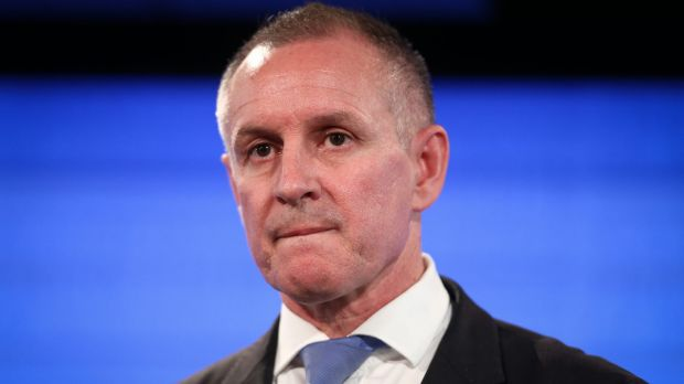 South Australian Premier Jay Weatherill: Not in France this week.