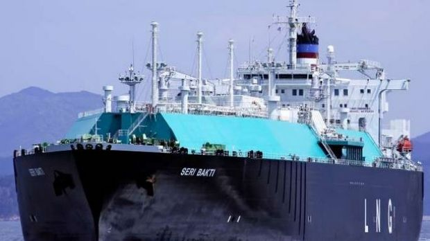 LNG demand in China saw a shock retraction last year.