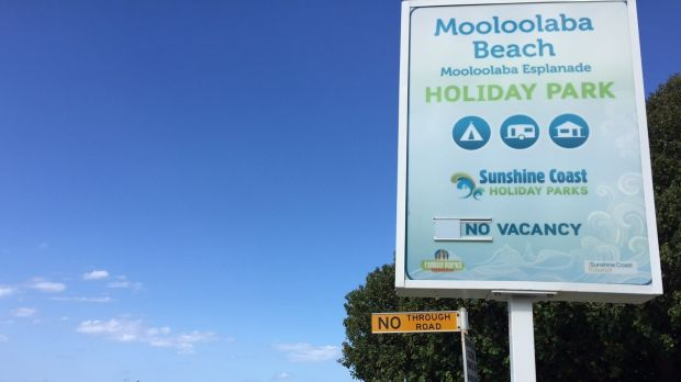 Sunshine Coast Regional Council is considering closing Mooloolaba Beach Holiday Park.