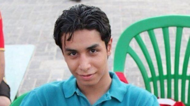 Ali Mohammed al-Nimr says he was tortured and coerced into signing confessions for crimes in a trial that has been ...