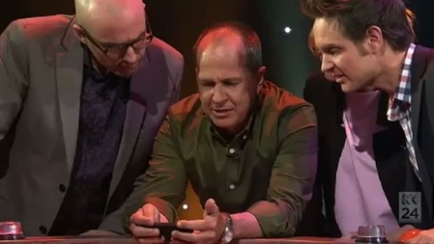 Peter Greste was appearing on The Chaser's Media Circus when he learnt at least one of his al-Jazeera colleagues in ...