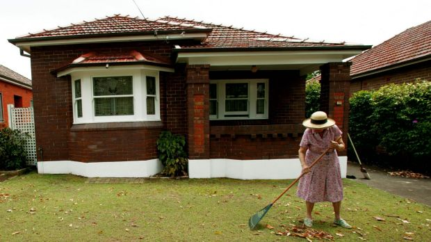 """The Productivity Commission has found older Australians are """"too cautious"""" with their money."""