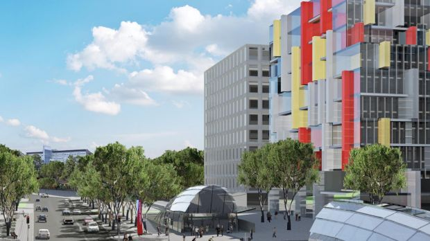 Macquarie University's Macquarie Park will set the benchmark for Australian mixed-use precincts.