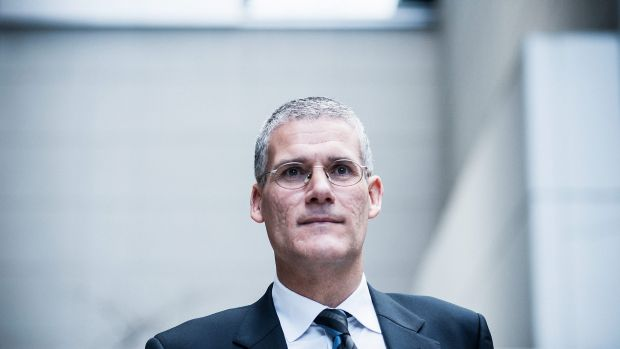 New Aurizon chairman Tim Poole has started overhauling the rail group's board.