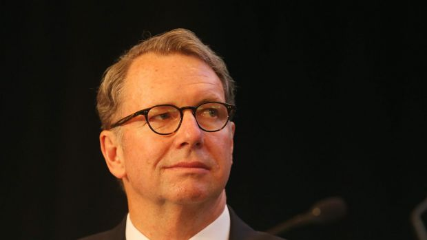 Suncorp CEO Michael Cameron has moved to reassure investors that he has the issues under control, and put in place ...