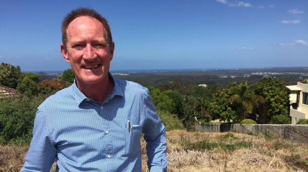 Buderim MP Steve Dickson has jumped ship to One Nation.