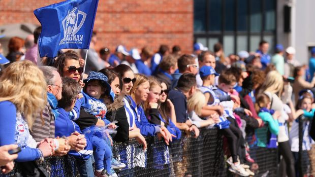 Money ball: North fans have had plenty to like on and off the field.