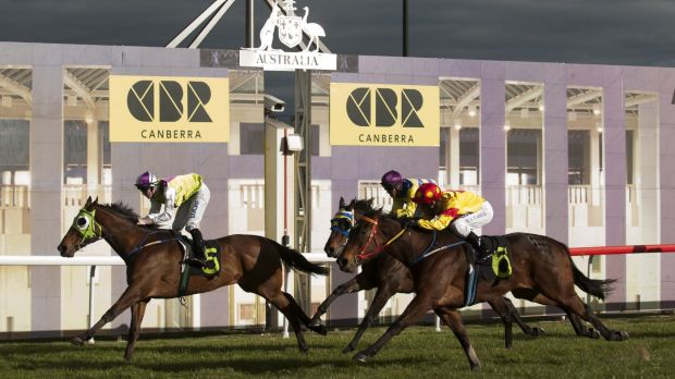 Joe Cleary's War Jet, seen here winning the Tony Campbell Cup, will take on the Magic Millions.