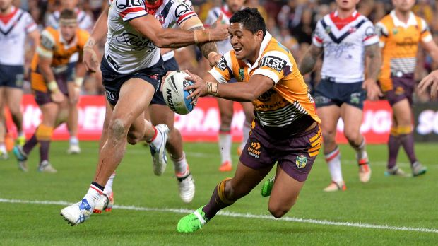 Try-scoring machine: Anthony Milford.
