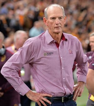 Coach Wayne Bennett could not hide his delight over Roberts landing in his lap.