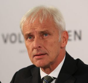 "Matthias Mueller, Volkswagen's new CEO: ""What we need is courage to act consequently, the will to change."""