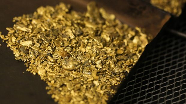 Mergers and acquisitions continue in the gold mining sector.
