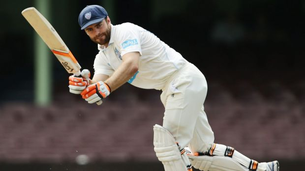 NSW wicketkeeper Ryan Carters will be back in Canberra for Monday's Futures League game against the ACT Comets.
