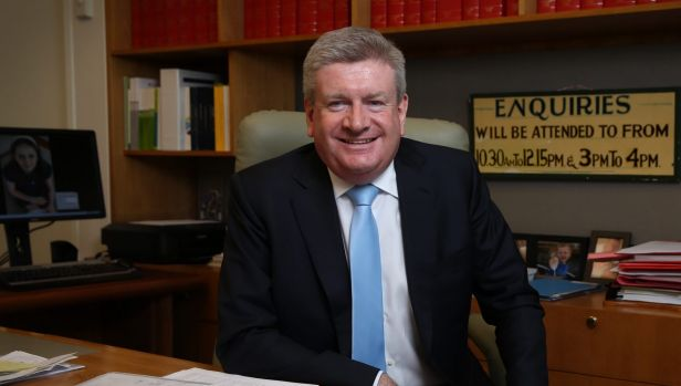 Senator Mitch Fifield says Australia's media laws are outdated.