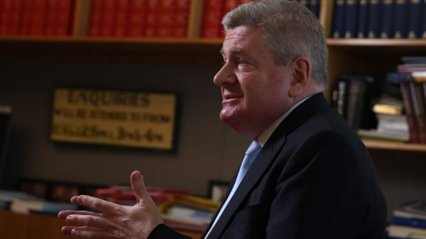 Communications Minister Mitch Fifield