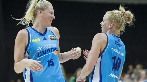 Lauren Jackson and Abby Bishop could join forces again.