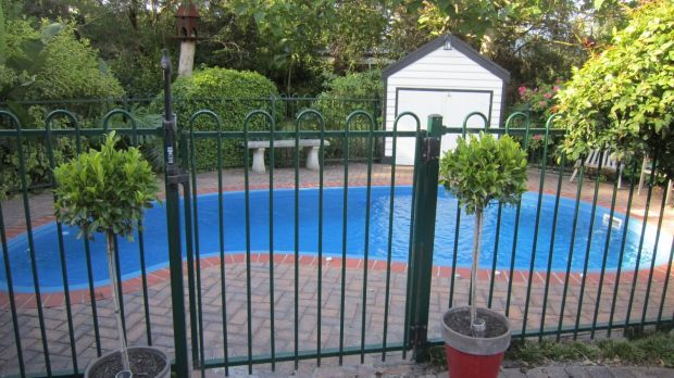 Safety first: tme to check your pool fence.