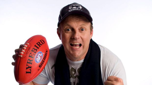 Billy Brownless is under pressure over remarks he made at a junior football club function.