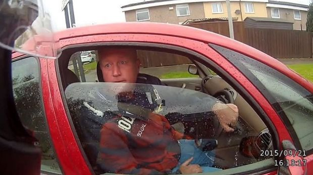 """Do you know who I am? I'm Ronnie Pickering!"""